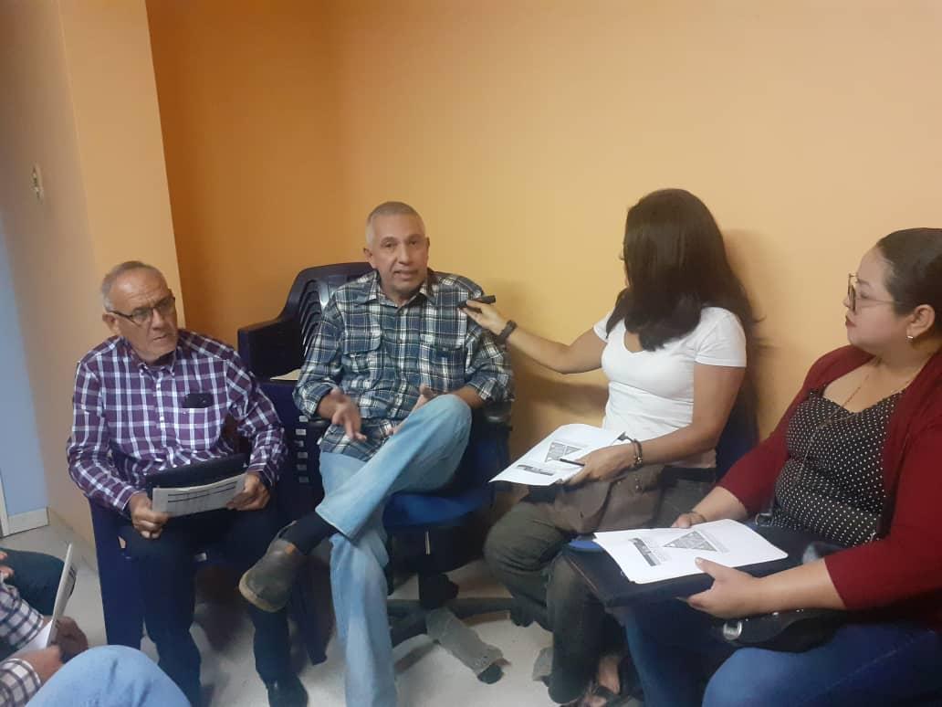 José Luis De Abreu habla sobre actividades de la comisión de seguridad de la cámara rosciana