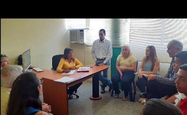 Trabajo conjunto entre Cámara de Comercio Roscio, Alcaldía y Concejo Municipal